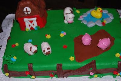 o bolo da Matilde
