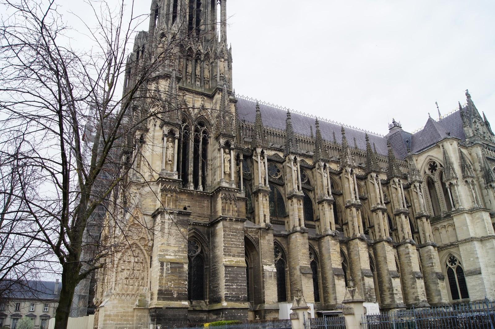 Notre-Dame de Reims Cathedral