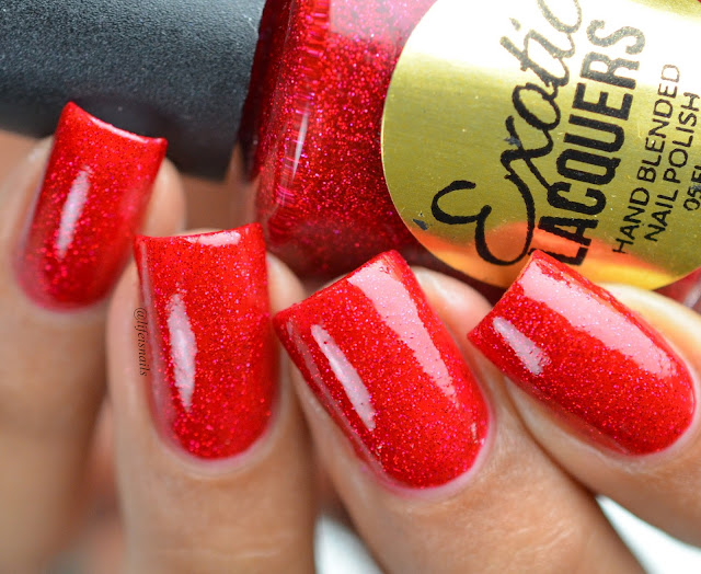 Exotic Lacquers Ruby Slipper