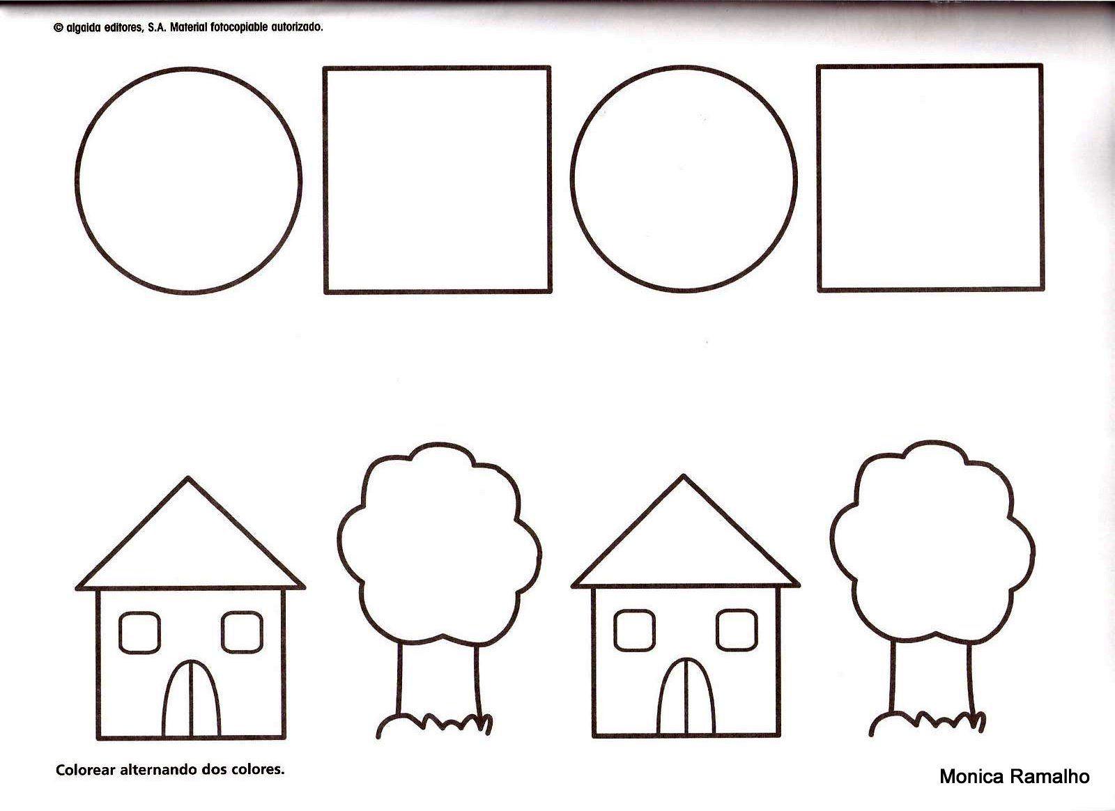 Populares Educação infantil: Atividades para imprimir IH31