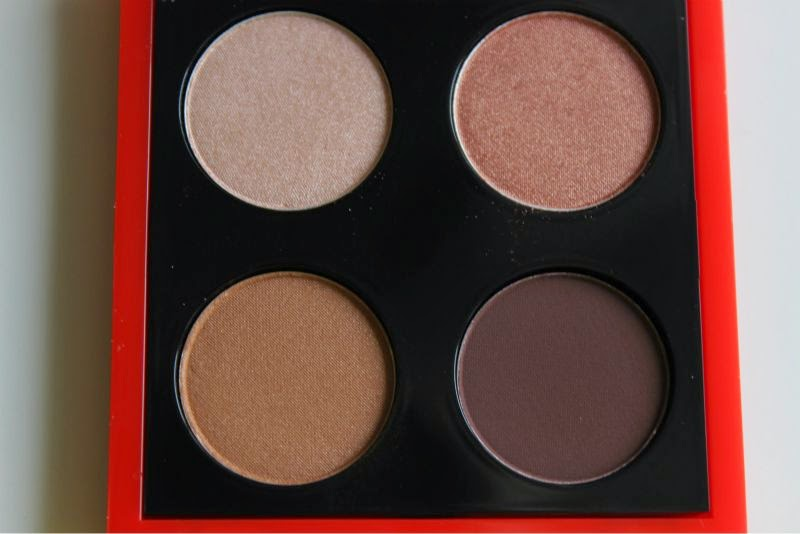 MAC Sharon Osbourne The Duchess Eyeshadow Quad