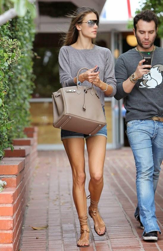 Celebrities that love Hermes - pursebop.com