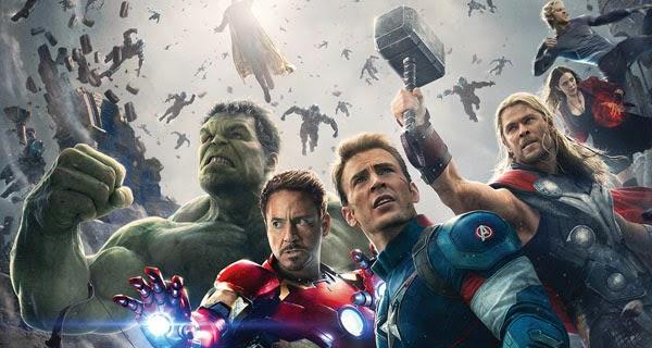 """Poster interactivo de """"Los Vengadores: La Era de Ultron"""""""