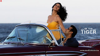Ek Tha Tiger HQ Wallpapers, Starring Katrina Kaif and Salman Khan