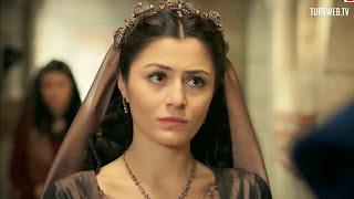 sultana Șah - Suleyman Magnificul episodul 94