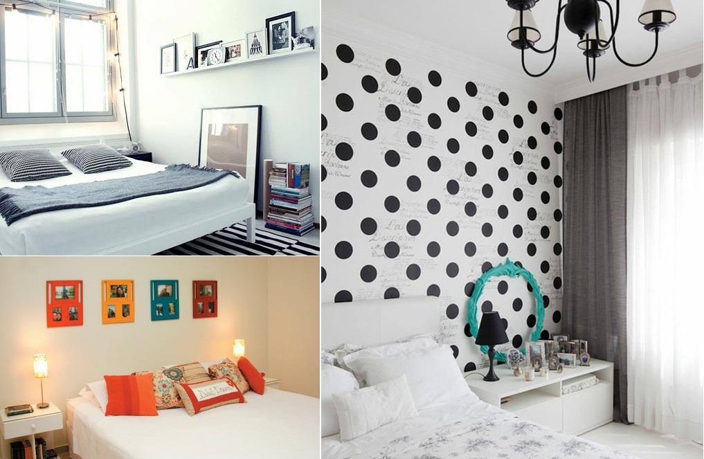 Famosos Emporio Chic Avenue: SOS decor: dicas para decorar seu quarto! FX02