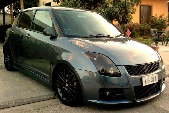 10 Modified Suzuki Swift Cars Caarwale New Cars In