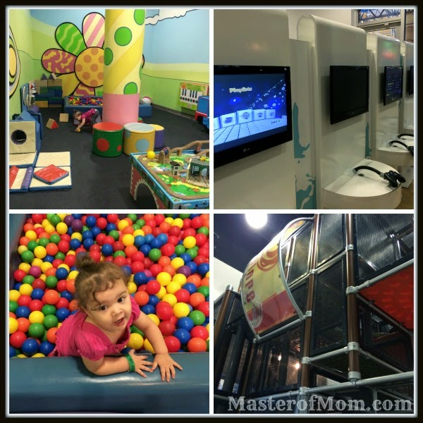 Fun for all ages at Cool de Sac, Miami, Dolphin Mall
