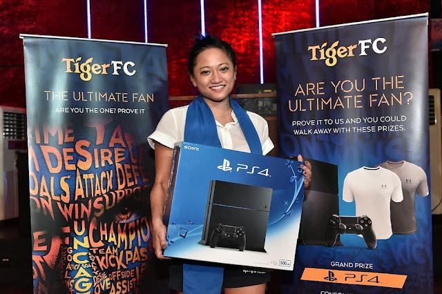 tiger fc ultimate fan ps4