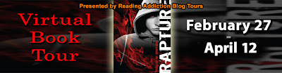 Blog Tour, Review and Giveaway: Rapture by Phillip W. Simpson