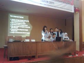 Seminar Pembinaan Internet Sehat di SMKN 27