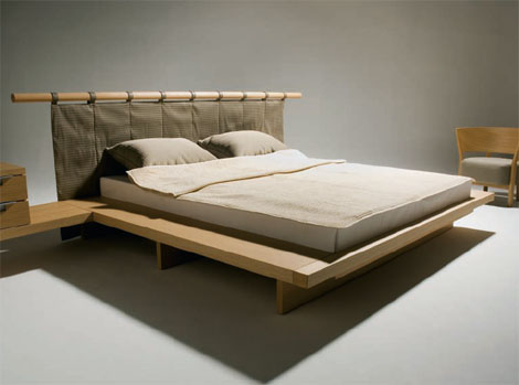 Bauhaus interior style part ii modernistic design for Bed design ideas furniture