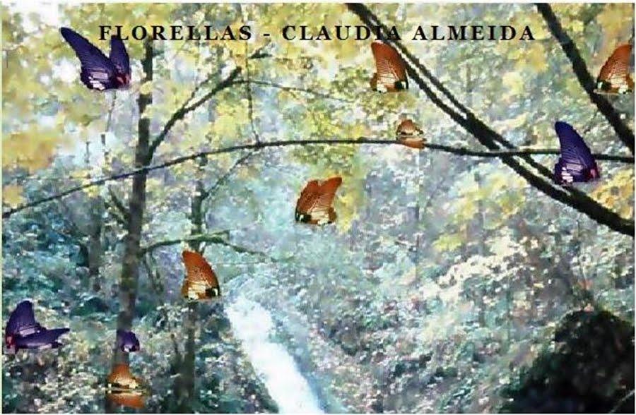 Florellas - Claudia Almeida