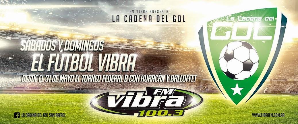 Fútbol por Vibra