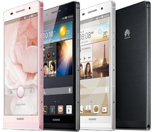 Huawei Ascend P6, Quad-core processor, full HD video, smartphone, Android Jelly Bean, new Android smartphone,