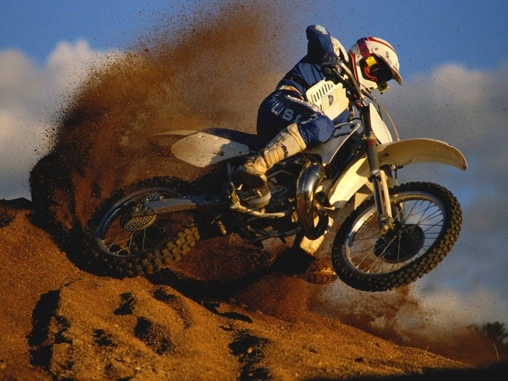 full wallpaper dirt bike wallpaper
