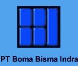 Logo PT Boma Bisma Indra (Persero)