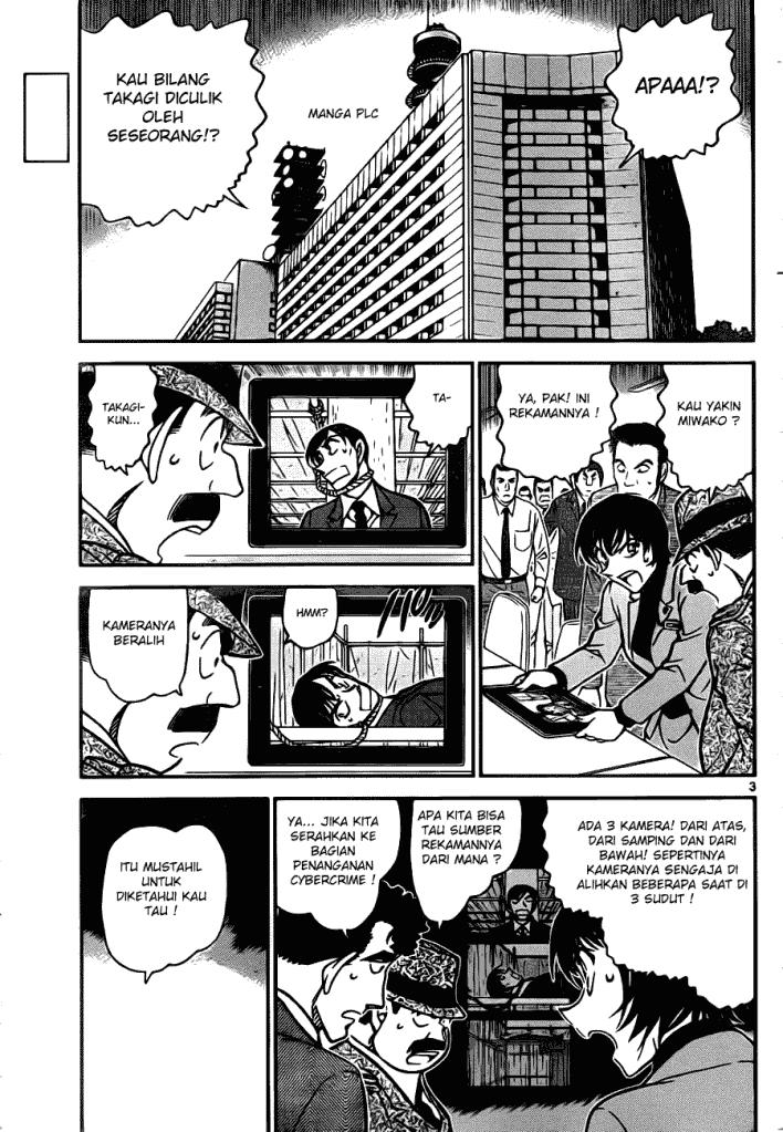 Komik manga File805 809 other manga detective conan