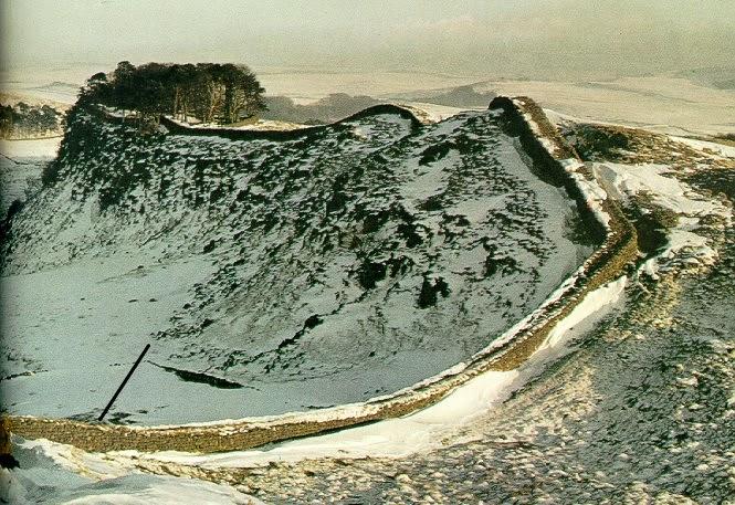 Historia de las civilizaciones el clima en el muro de adriano for A muralha de adriano