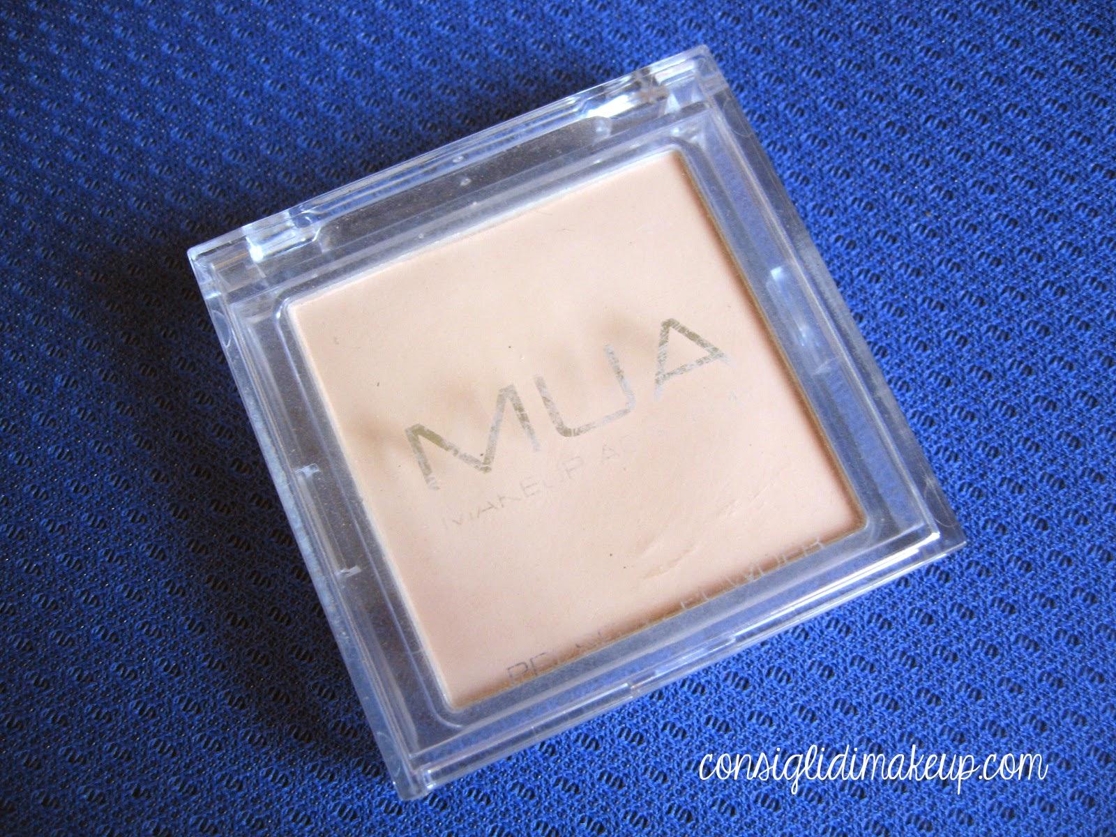 Review: Pressed Powder – MUA