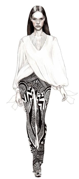 Hannah muller fashion illustrator 67