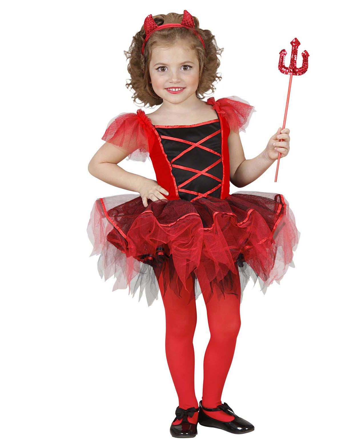 Ballet Djævel Kostume