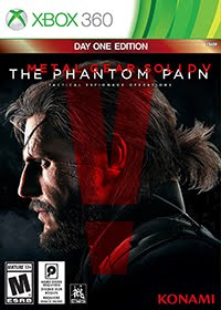 Metal Gear V: Phantom Pain (2 DVDs) (Requiere disco duro para instalación)