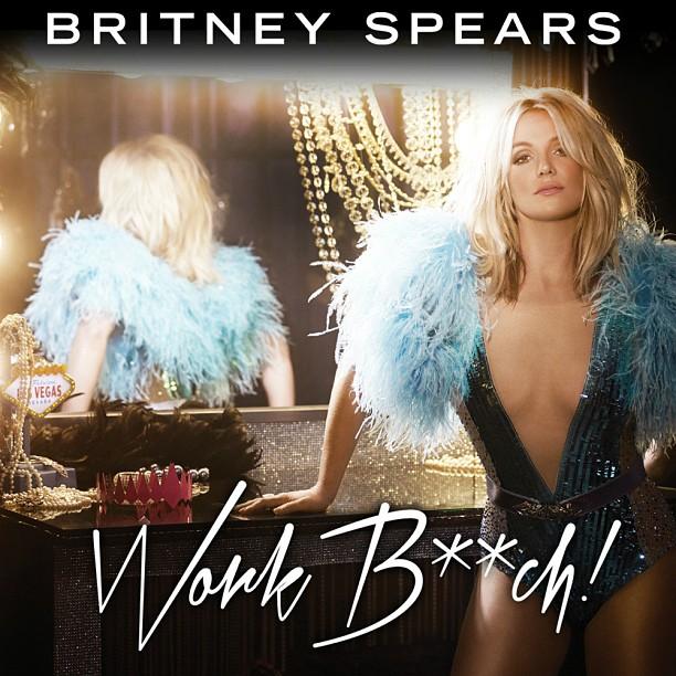 """""""Work B**ch"""" de Britney Spears"""