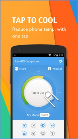 easeus coolphone - cool battery