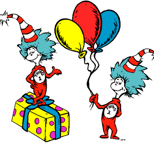 Childrenu0026#39;s Corner: Dr. Seuss Birthday Celebration - Saturday, March ...