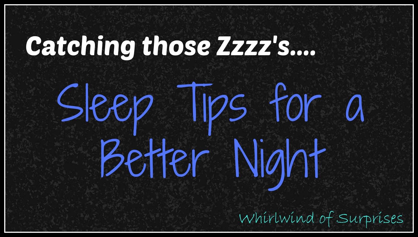 headaches nighttime sleep tips how to sleep better