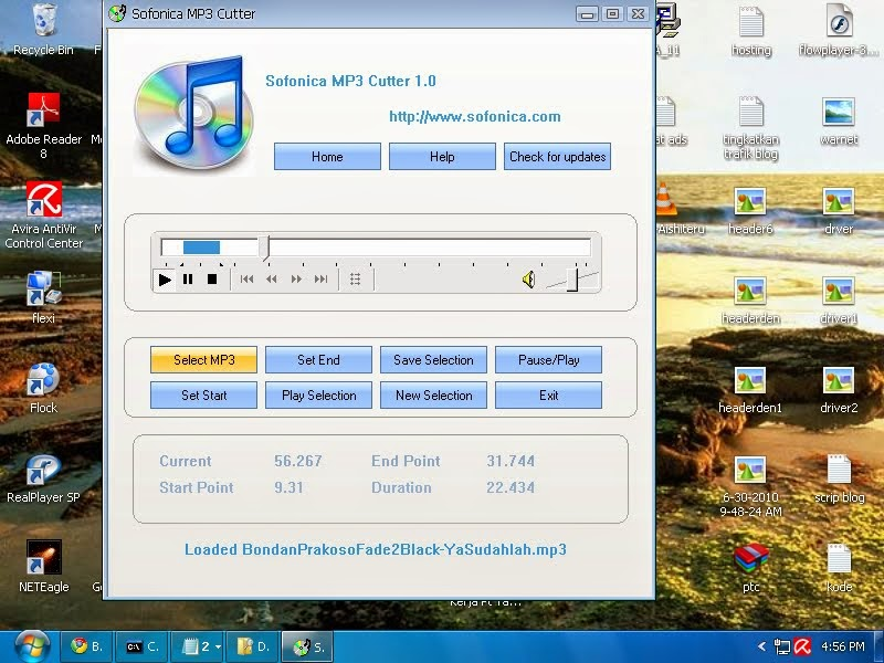 download mp3 cutter terbaru