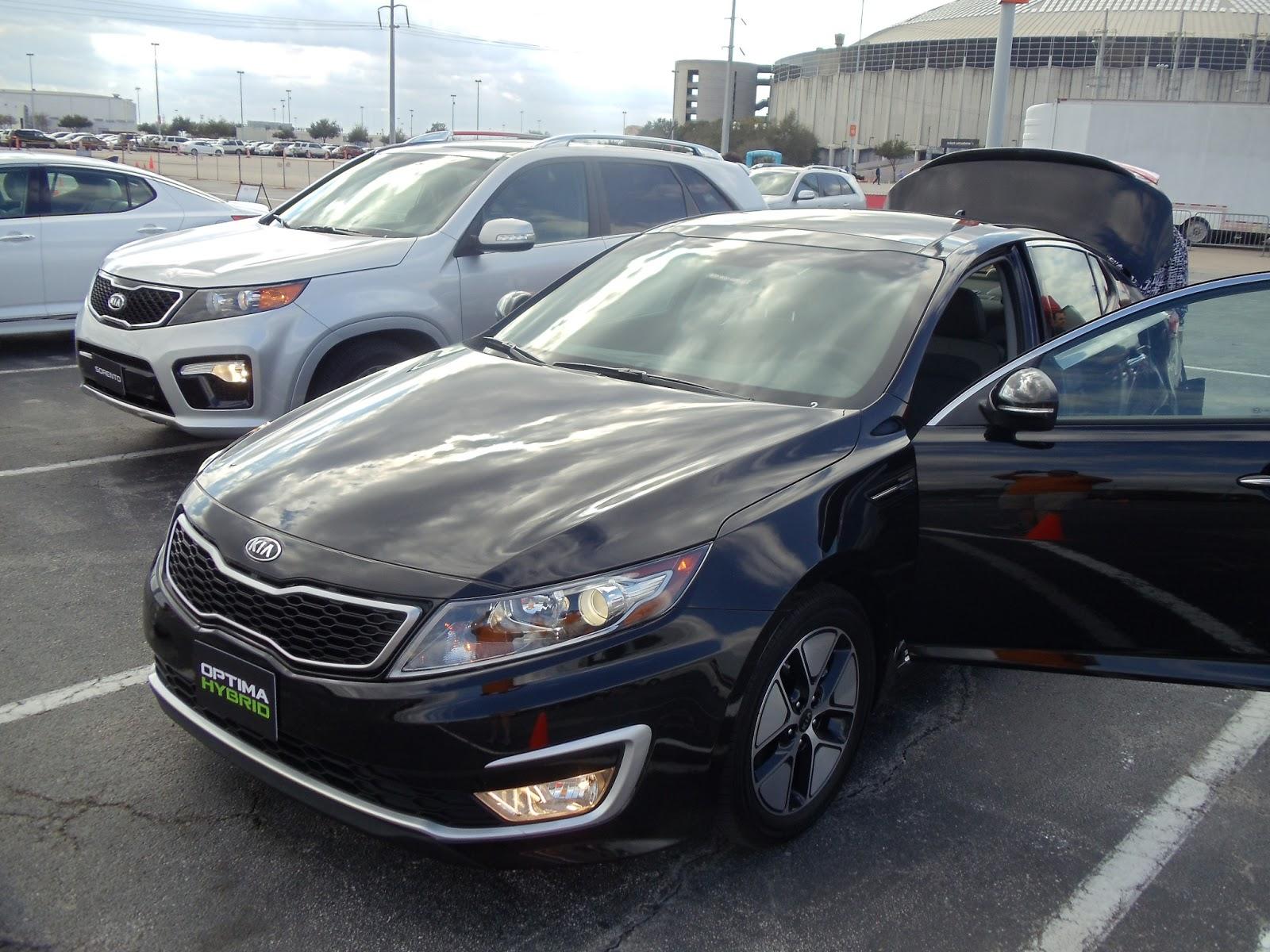 First Drive: Kia Optima Hybrid