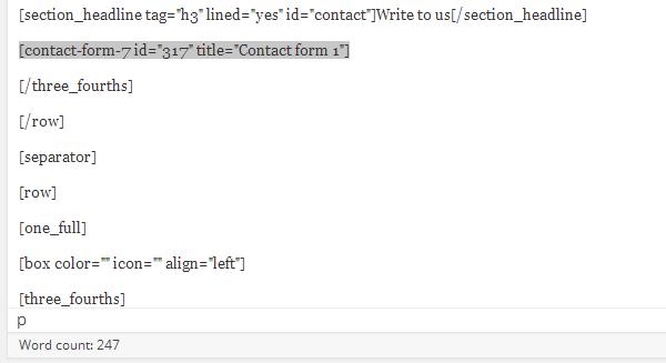 Bật chức năng shortcodes trong widgets WordPress