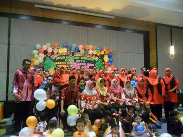 Majlis Penyampaian sijil dan persembahan akhir PAPN Tambun Tulang 6 Dis  2013