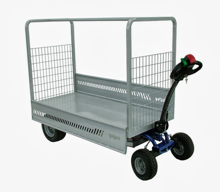 Material Handling Electric Carts Zallys Jespi L Electric