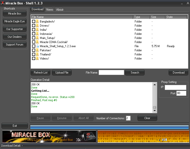 miracle box shell latest version download