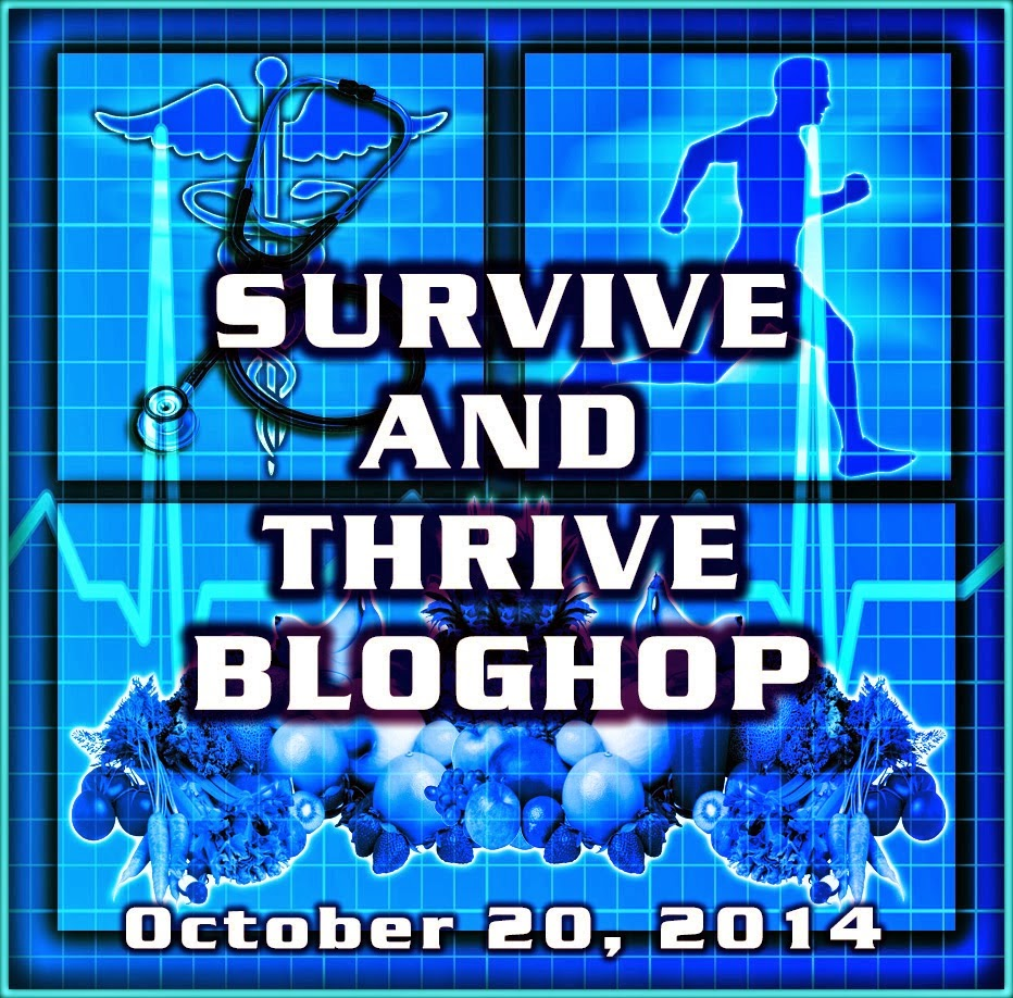 Survive and Thrive Blogfest