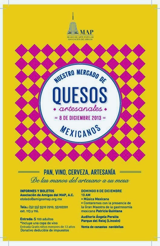 Mercado de Quesos, Pan, Vino y Cerveza Artesanales en Polanco