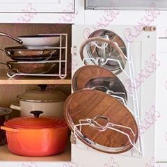أفكار رائعه لتنظيم المطبخ واستغلال المساحات