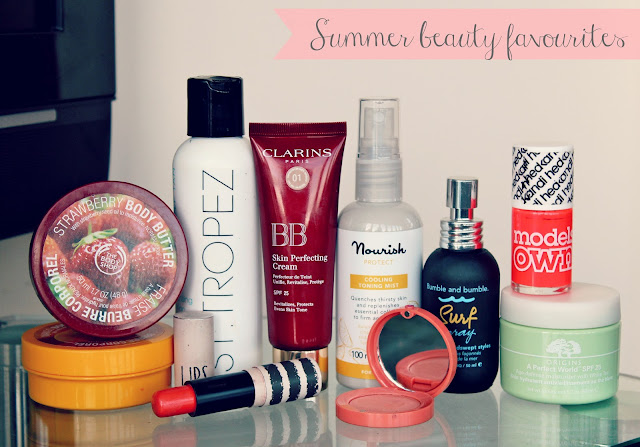 Summer Beauty Favourites, Summer Beauty Products, UK Beauty Blog, Beauty Blog Favourites, Couture Girl Blogspot, Summer Beauty, Summer Beauty Essentials,