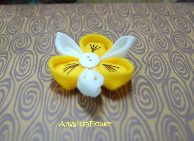 AnggitsaFlower Handmade: Kanzashi Part I