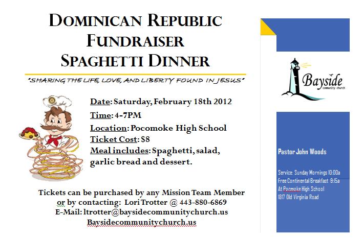 spaghetti dinner fundraiser ticket template spaghetti dinner