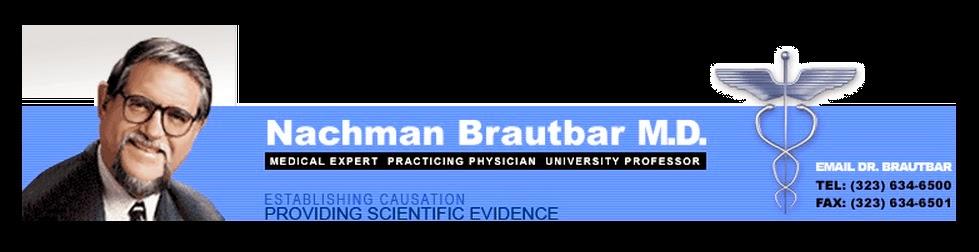 Nachman Brautbar M.D.