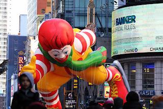desfile del dia de accion de Gracia en la Ciudad de New York- Macy's en Nueva York