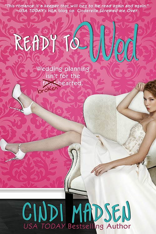 Blog Tour: Ready To Wed By Cindi Madsen
