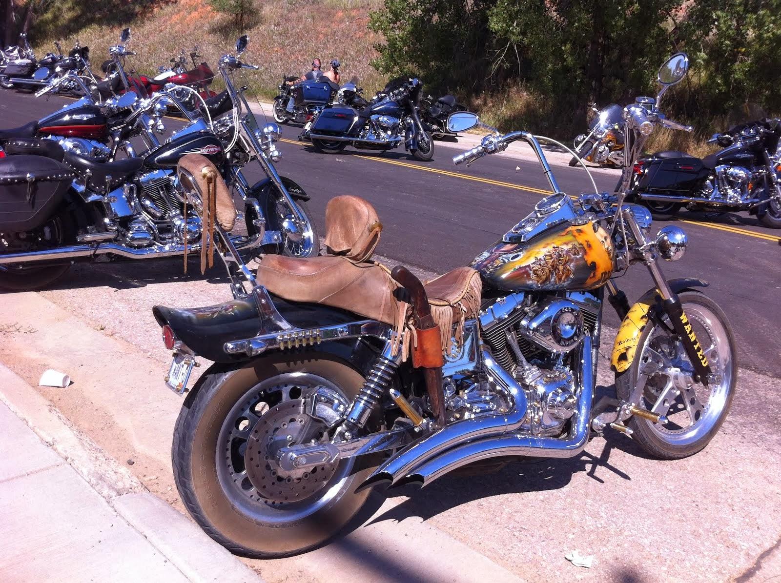 Hulett motorcycle rally