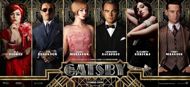 comentarios sobre la pelicula El Gran Gatsby
