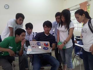 Mozilla Khmer L10N demo