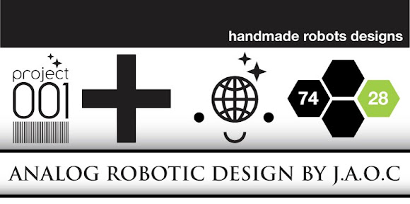 The Analog Robotic design by J.A.O.C